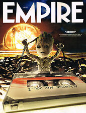 EMPIRE May 2017 GROOT Guardians Of Galaxy 2 ERIC BANA Arnold Schwarzenegger @NEW