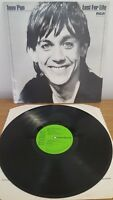 Iggy Pop - Lust for Life Vinyl LP Album RCA 1981