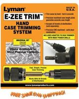 7821890 Lyman E-ZEE TRIM Hand Case Trimmer (NO PILOTS) 7821890  New!