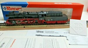 Roco H0 69231 AC Steam Locomotive Br 35 1051 The DRG Change Digital #03 IN Boxed