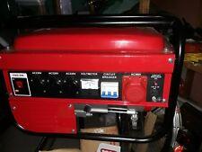 OHV Stromerzeuger  Generator Aggregat 3 X V 220 V / 1 x 380 V 16 A Neu