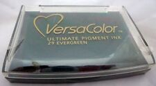 Versa Color Watermark Stempelkissen Evergreen ,ink pad, embossing