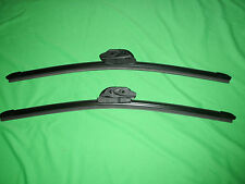 "ALL SEASON 18"" + 18""  BRACKETLESS WINDSHIELD WIPER BLADES by Peak (2 pieces)"