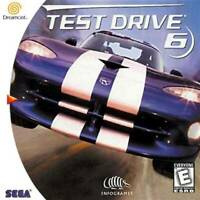 🔥 Test Drive 6 Sega Dreamcast  Disk Only