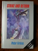 Strike and Return - Peter Firkins *SIGNED by Author, Very Good Hardback*