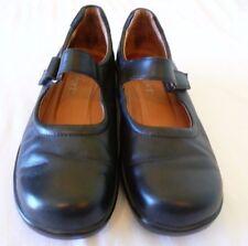 Black Strictly Comfort Shoes, Mary Jane Design, Women 6.5 Medium, Flats EUC