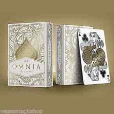 Omnia Illumina Deck Playing Cards Poker Size EPCC Thirdway Limited New Sealed