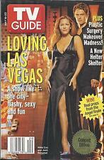 TV Guide magazine Las Vegas Plastic surgery shows Don Hewitt Helter Skelter