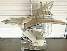 Marus Dc1320v Dental Exam Chair With Fixed Post Mount Doctors Delivery Asst Arm