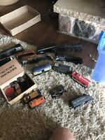 Misc Model Train Parts, Misc Train Cars, Union Pacific, New York Central
