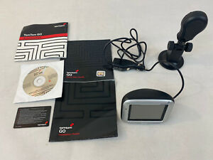TomTom Go 300 Working With Manual Disc Car Charger GPS Bundle Fast Ship