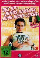 DVD NEU/OVP - Sex Up - Jungs haben's auch nicht leicht - Michaela Schaffrath