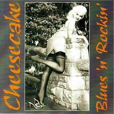BLUES 'n' ROCKIN' Cheesecake Series CD - 25 wild tracks 1950s Rock 'n' Roll NEW