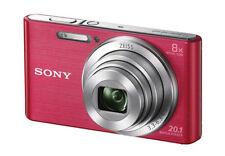 Sony Pink Digital Cameras