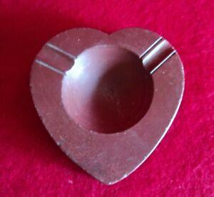 Large Heart Catlinite Pipestone Sage Bowl