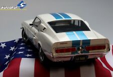Ford Shelby Mustang GT500 1967 1/18 Solido S1802901