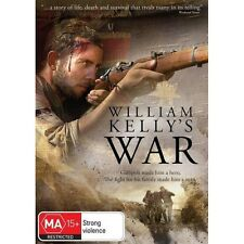 Australian WW1 Movie William Kelly's War 2015 release DVD sniper action