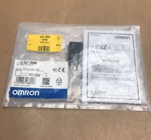 NEW E3Z-R86 OMRON PHOTOELECTRIC SWITCH-BRAND NEW