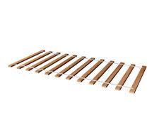 Rollrost Lattenrost Rolllattenrost 90x200 cm Massivholz