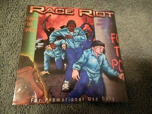 Race Riot Promo Sampler Insane Clown Posse Twiztid Kottonmouth Kings RARE