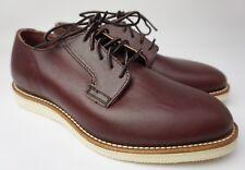Red Wing Postman 3117 Oxford merlot Burdeos Zapatos de Piel Número Us 8D