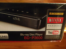 Samsung BD-P3600 1080p Blu-ray Disc Player