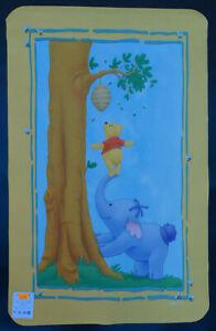 Kinderteppich Winnie Pooh waschbar 50x80 Spielteppich Teppich Kinderzimmer 1105