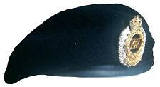 Royal Engineers Beret & Cap Badge  NEW Sizes 56-62