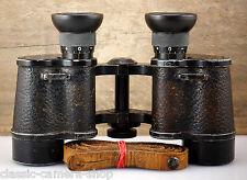 GERMAN ARMY WWI binoculars 8x24 CARL ZEISS JENA D.F. 8x DOPPELFERNROHR from 1917