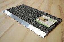 Fußmatte Astra Türmatte Super Brush 042 grau 40x60 cm Bürstenmatte