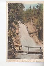 Color In the Spray Bushkill Falls PA Penn