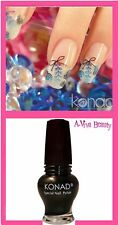 KONAD nail art special polish12 ml Gold BLACK