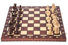 Schach Schachspiel - AMBASADOR LUX - Schachspiel und Schachfiguren aus Holz