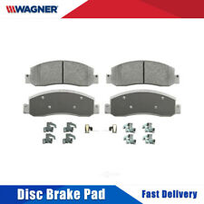 FRONT Wagner Semi-metal Disc Brake Pad Set For FORD F-250/F-350/F-450 SUPER DUTY