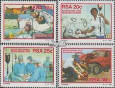 Zuid-Afrika 682-685 (compleet.Kwestie.) First Day Cover 1986 Bloed