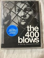 Brand New / Sealed The 400 Blows (Blu-Ray) Jean-Pierre Leaud - Francois Truffaut