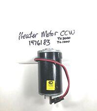 Blue Bird 1476183 OEM Heater Motor 12V CCW TC2000 TC1000 NOS
