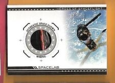 SPACE SHUTTLE Spacelab SPACE FLOWN WIRING RELIC #dHSFR-SL 2009 HERITAGE CARD