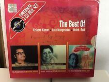 The Best Of Kishore Kumar Late Mangeshkar Mood.Rafi 3CD Set