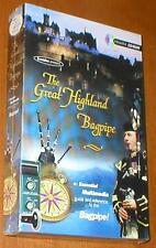The Great Highland Bagpipe-an Essential Multimedia Guide & Reference New CD-ROM
