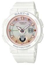 NEW CASIO BABY-G BEACH TRAVELER BGA-250-7A2JF WOMEN'S WATCH