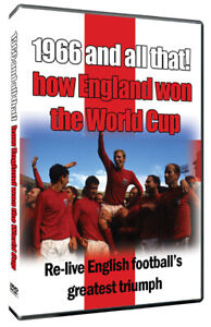 '1966 and all that! How England won the World Cup' DVD