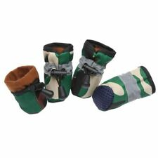 Dog Shoes Waterproof Anti Slip Booties Adjustable Reflective Boot Pet Products