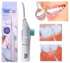New Dental Jet Air Power Floss Dental Water Jet Tooth Pick Cleaning Jet Flusher