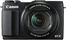 New! Canon PowerShot G1 X Mark II 12.8MP HD Digital Camera - 9167B001