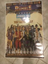 Ric Flair Signed Royal Rumble 1992 Poster 36x24 One Of A Kind