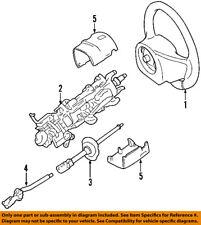 FORD OEM Steering Column-Upper Shaft 5W1Z3B676AB