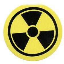 KERNKRAFT - Atomkraft - Radioactive - Aufkleber Sticker - Neu #308