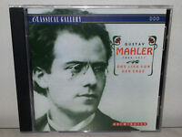 CD MAHLER - DAS LIED VON DER ERDE - THE SONG OF THE EARTH - NUOVO - NEW