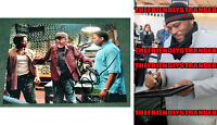 """ANTHONY ANDERSON signed Autographed """"HUSTLE & FLOW"""" 8X10 PHOTO - PROOF - COA"""